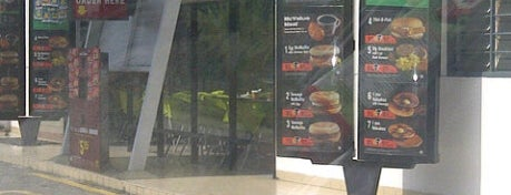 McDonald's is one of Makan Time..