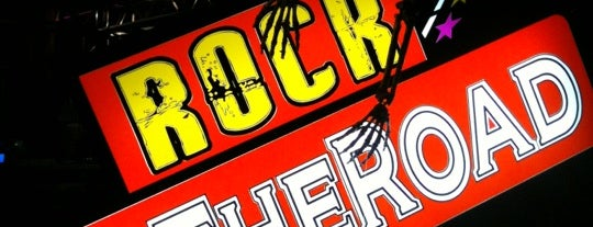 Rock On The Road is one of Work, Foodie & similar.