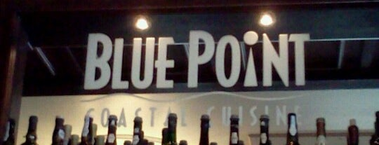 Blue Point Coastal Cuisine is one of Top 10 places to try this season.