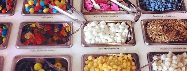 Yogurtology is one of Yay food!.