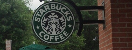 Starbucks is one of yes.