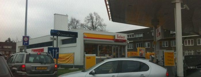 Shell Kardinaal de Jongweg is one of Shell Tankstations.