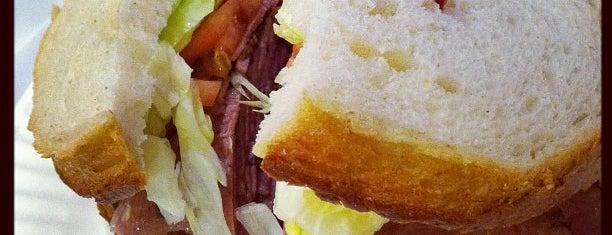 Mendy's Kosher Delicatessen is one of NYC restaurants - Kottke's favs.