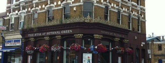 Star of Bethnal Green is one of Bars.