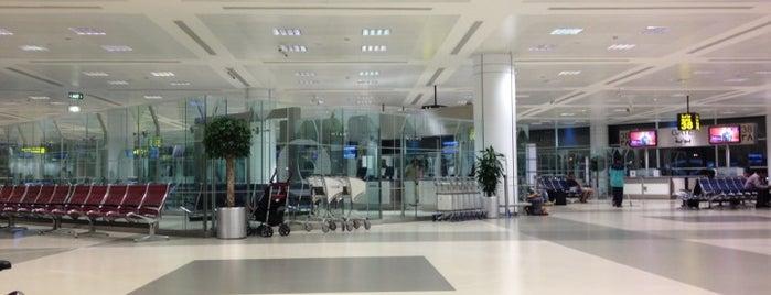 Doha International Airport (DOH) مطار الدوحة الدولي is one of Airports of the World.
