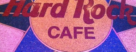 Hard Rock Cafe St Louis is one of HARD ROCK CAFE'S.