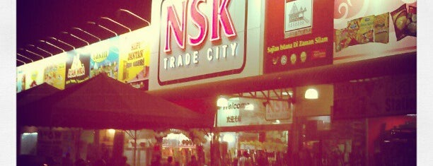 Pusat Dagangan NSK (Trade City) is one of All-time favorites in Malaysia.
