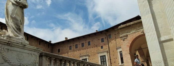 Palazzo Ducale is one of 36 Hours in... Urbino.