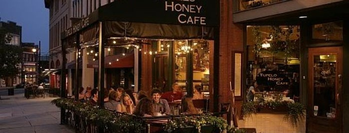 Tupelo Honey Cafe is one of Asheville All-in-All.