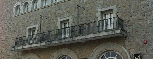 Hotel Parador de Vic - Sau is one of Barcelona.