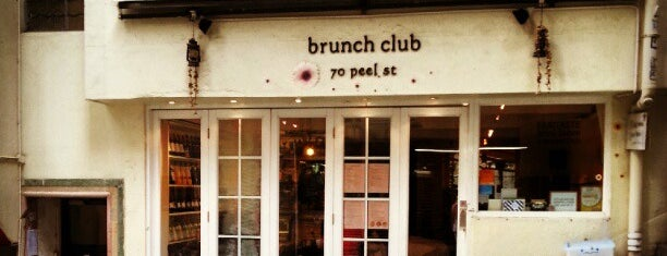 Brunch Club is one of wanna try next.