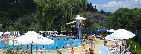 Alpha Spa&Pool is one of Best of Bansko.