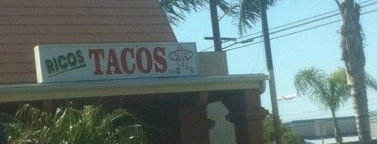 Ricos Tacos el Tio is one of Food around LAX.