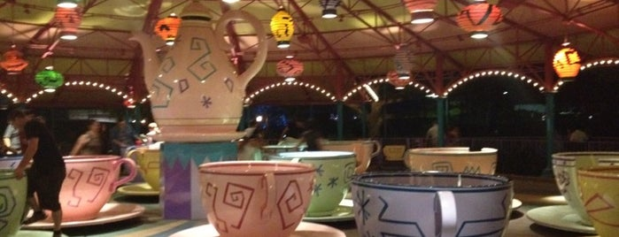 Mad Tea Party is one of Magic Kingdom Guide by @bobaycock.