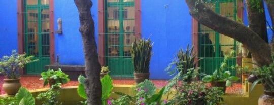 Museo Frida Kahlo is one of Ciudad de México, Mexico City on #4sqCities.