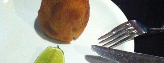 Ferreiro Grill is one of favorite restaurants.