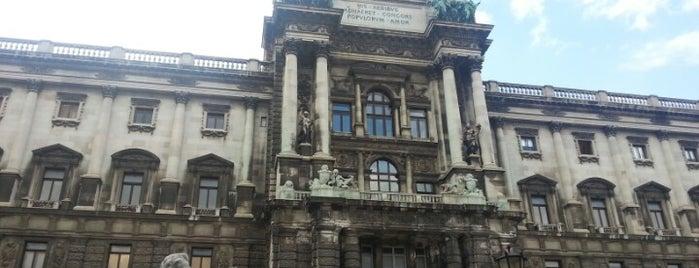 Burggarten is one of My Wien.