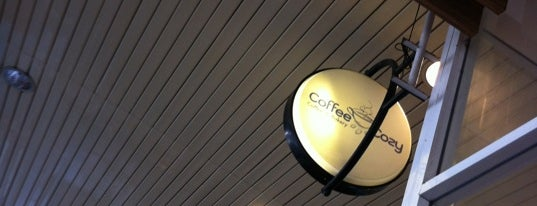 Cozy Coffee is one of Coffeelover ♪(´ε` ).