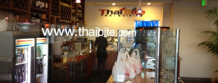 Thai Bite is one of Foodie.