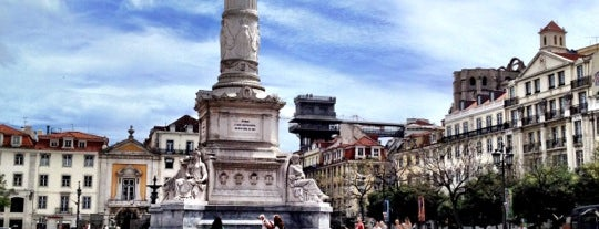 Rossio is one of Cantinhos de LX.