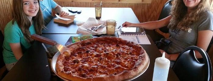 Prairie Pizza is one of Great South Dakota Restaurants.