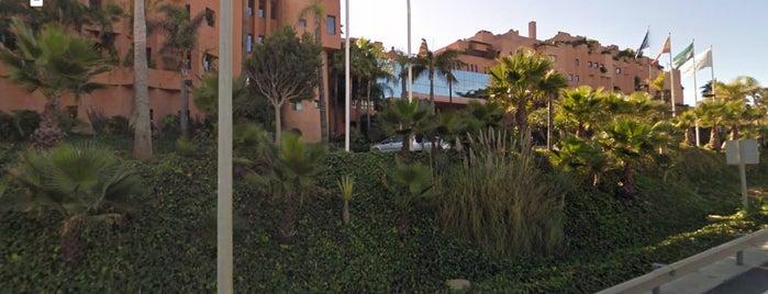 Kempinski Hotel Bahía is one of 101 cosas en la Costa del Sol antes de morir.