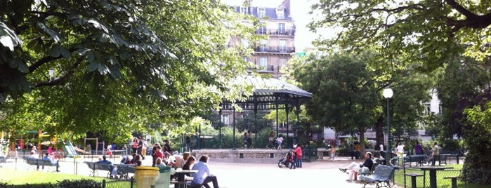 Square du Temple is one of Parcs, jardins et squares - Paris.