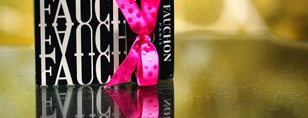 FAUCHON is one of All-time favorites in Kuwait.