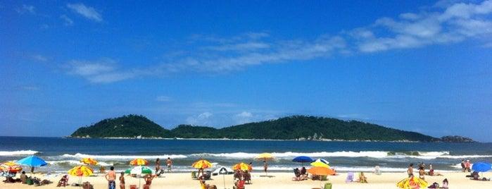 Praia Riozinho do Campeche is one of Floripa.