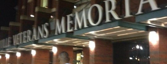 Jacksonville Veterans Memorial Arena is one of A local's guide: 48 hours in Fleming Island, Fl.
