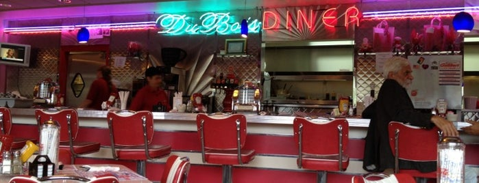 DuBois Diner is one of Our Partners.