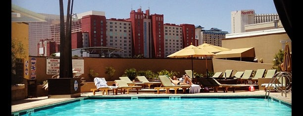 The Westin Las Vegas Hotel, Casino & Spa is one of History of Tupac on Foursquare.