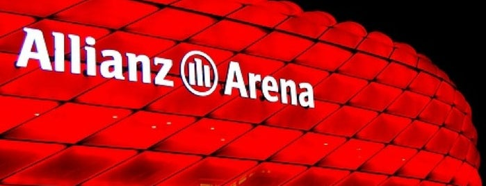 Allianz Arena is one of Munich And More.