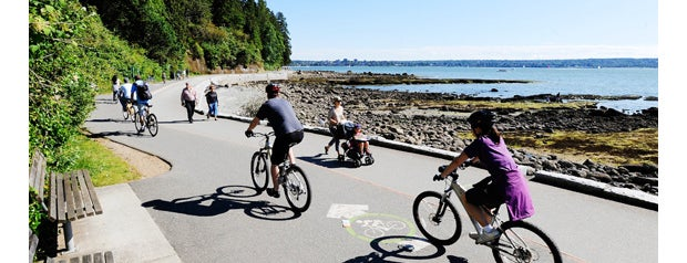 Cycle BC Rentals and Tours is one of Vancouver on the Cheap — Singles Edition.