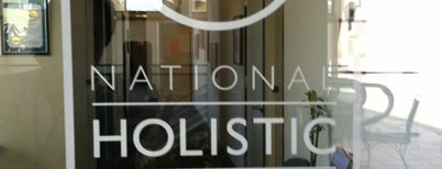 National Holistic Institute is one of Holistic Healthcare.