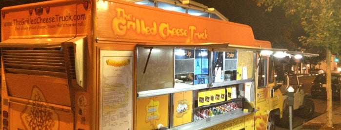 The Grilled Cheese Truck is one of Our favorite food trucks.
