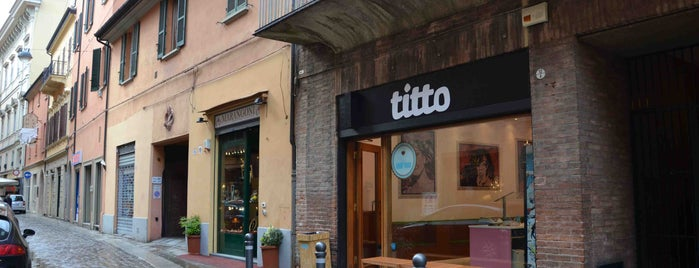 4sqdaybo 2012 - Titto is one of Ristoranti da provaee!.