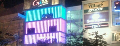 Sunway Giza is one of Cool KL.