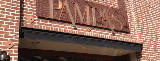 Pampas is one of Good Food in the Bay Area.