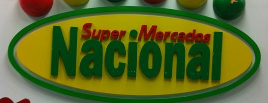 Supermercados Nacional is one of Places.