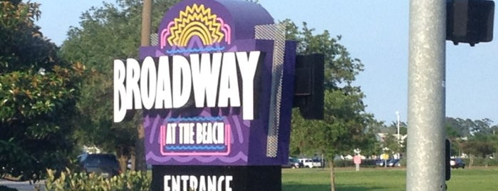 Broadway at the Beach is one of Guide to Myrtle Beach's best spots.