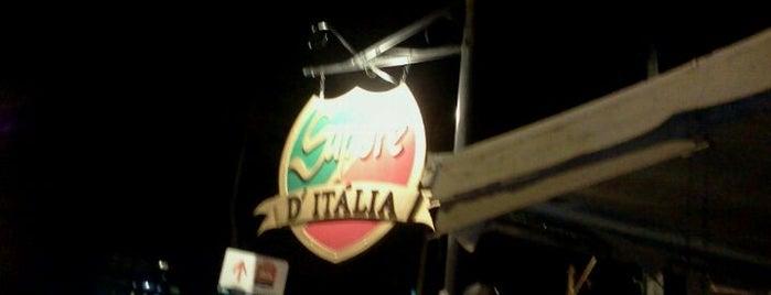 Sapore D'Itália is one of Restaurantes e Lanchonetes (Food) em João Pessoa.
