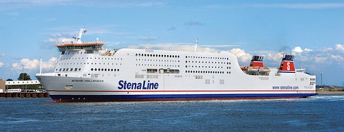 Terminal promowy Stena Line is one of Noclegi i SPA #4sqcities.