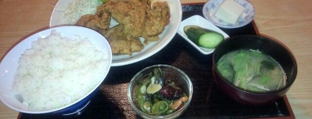 しをみ食堂 is one of テラめし倶楽部 その1.