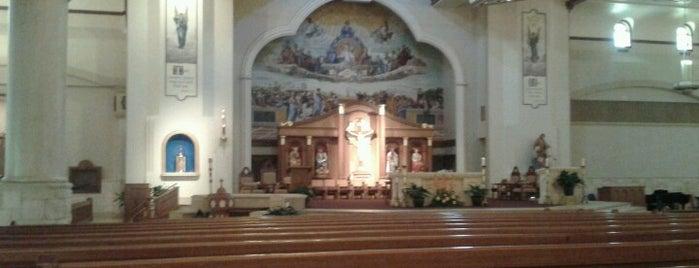 Saint William Catholic Church is one of Parishes in the Austin Metro Area.