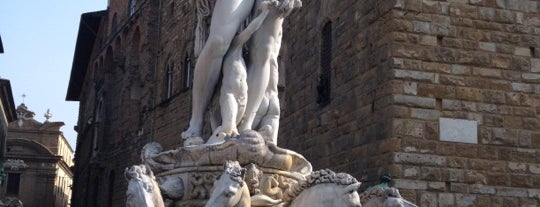 Piazza Indipendenza is one of Firenze (Florence).