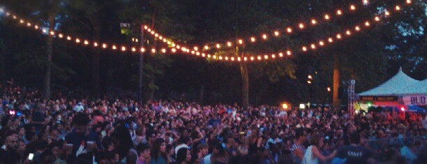 Celebrate Brooklyn!/Prospect Park Bandshell is one of New York City.