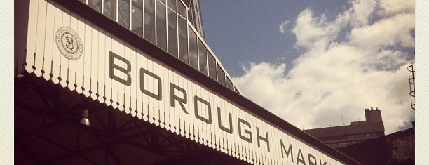 Borough Market is one of Places to Visit in London.