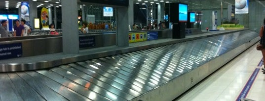 Baggage Claim 4 is one of TH-Airport-BKK-1.