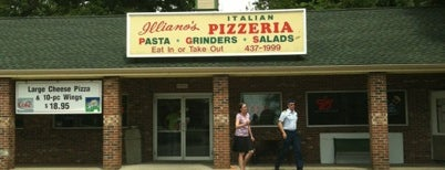 Illiano's Real Italian Pizzeria is one of Foodie Picks.